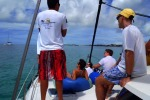 boat in belize