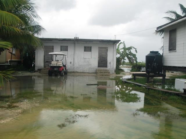 rain season in belize