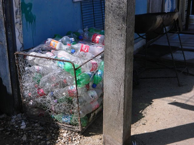 belize recycling
