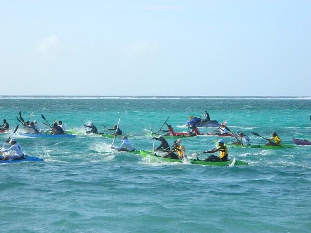 eco challenge kayak race belize