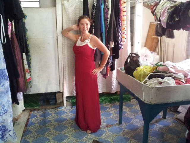 shopping in belize