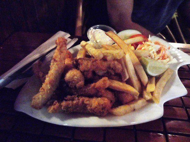 calypso belize city restaurant