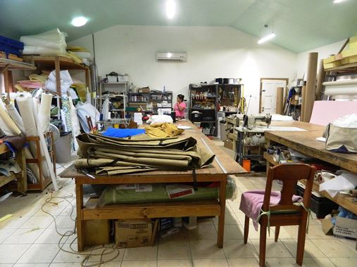 sewing center belize