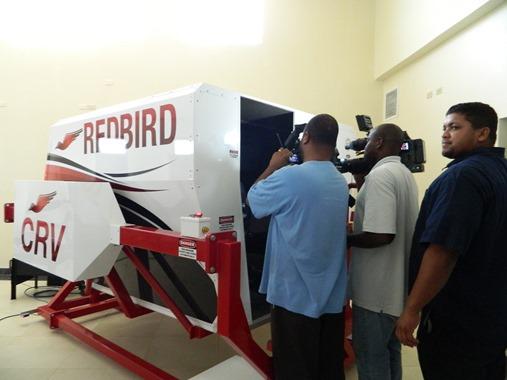 Advanced Aircraft Training Device