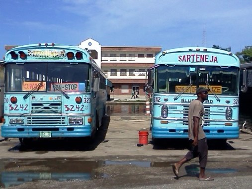 belize busses