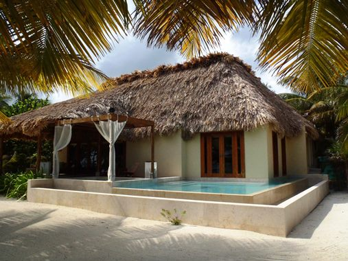 el secreto north ambergris caye is a Belize Resort