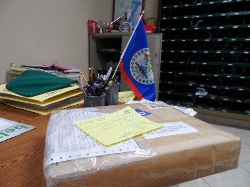 belize mail