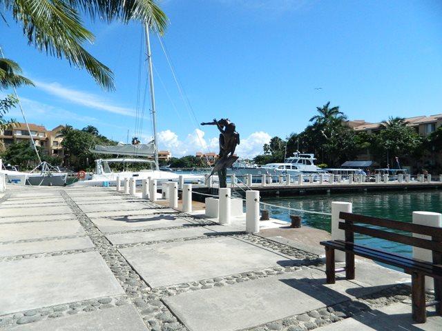 puerto aventuras luxury marina community