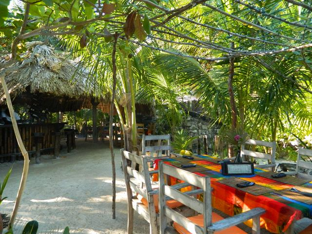 aji restaurant north ambergris caye belize
