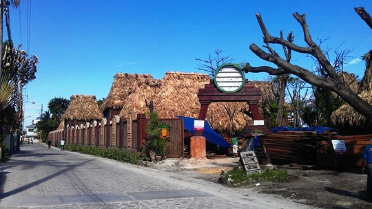 ramons village resort getting ready for beauty from ashes cebebration