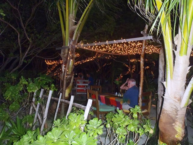aji restaurant belize