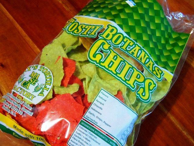 ronny's tortillas from corozal belize