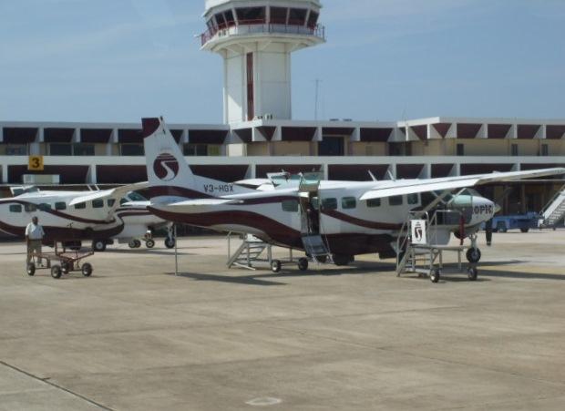 philip goldson airport