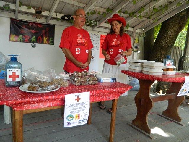 belize red cross volunteers