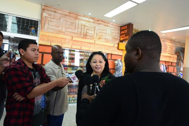 belize tourism board celebrates delta direct flight l.a. to belize