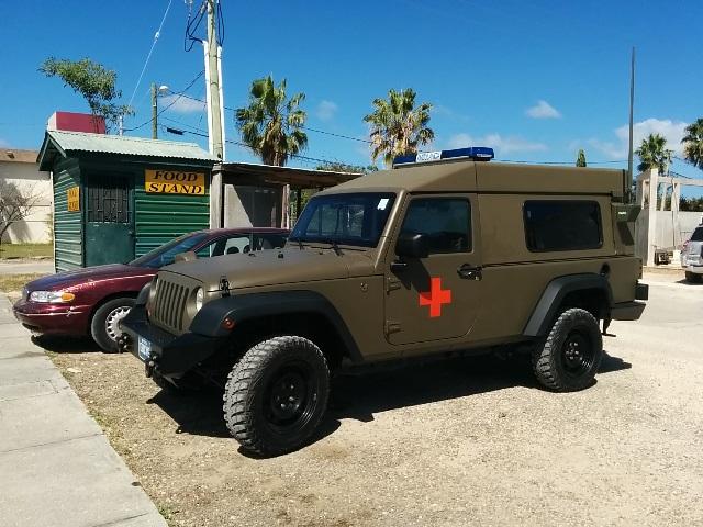 belize ambulance
