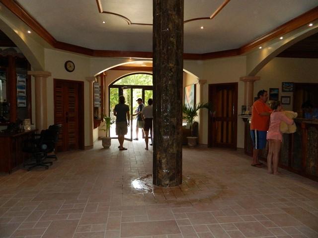 coco beach lobby
