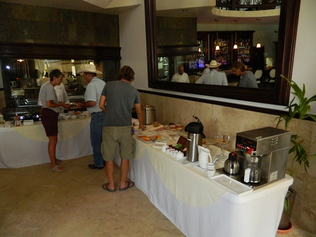 cocoblanca all you can eat breakfast buffet at coco beach resort