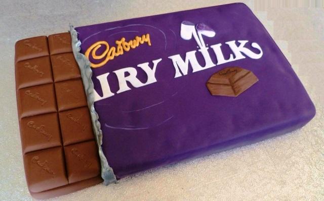 giant dairy milk chocolate