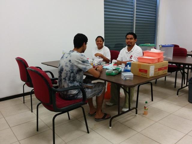 belize blood services