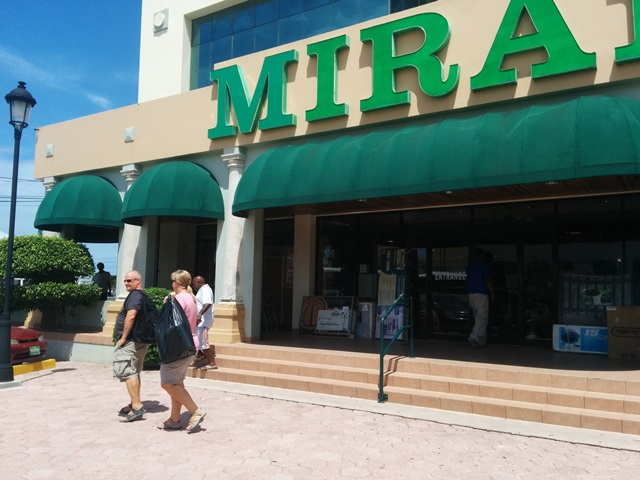 belize shopping at mirab home decor on  north front street