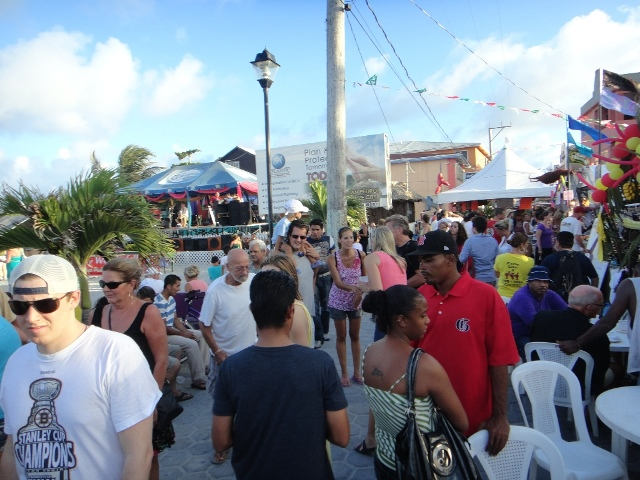 annual lobster festiva block partyl san pedro
