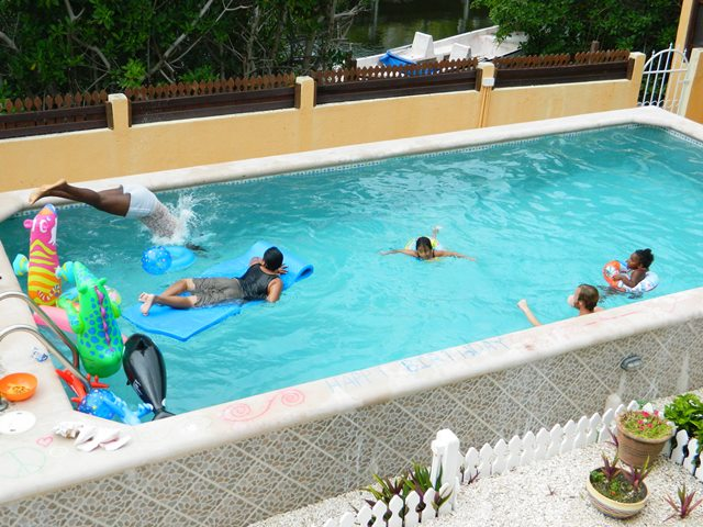 belize house for sale with pool