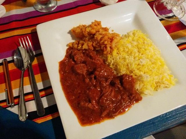 food by chef jamila janmohamed san pedro belize