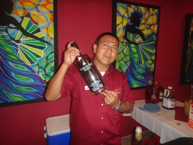 belize rum